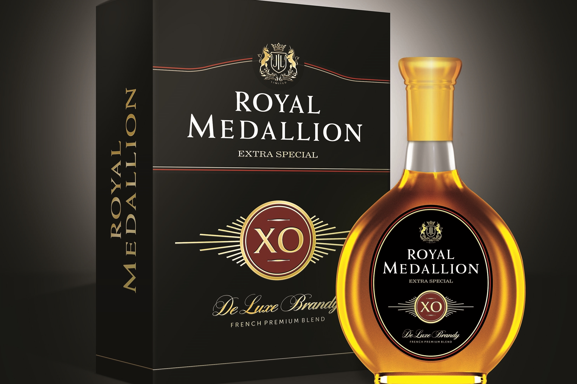 Royal Medallion