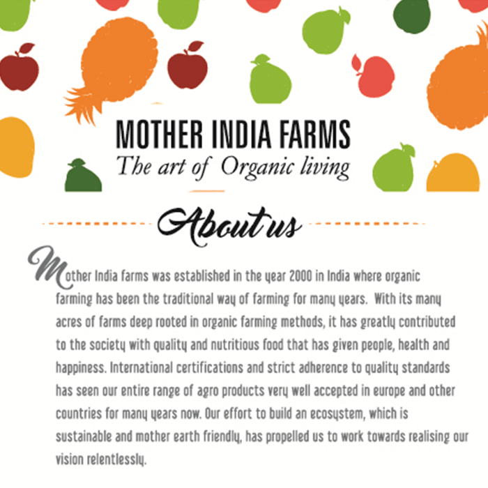 Mother India Farms